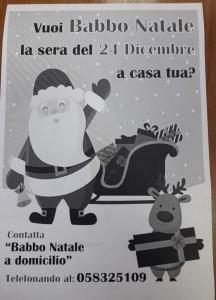 Babbo Natale Misericordia